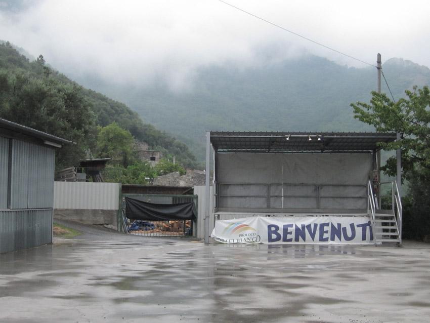 Benvenuti, 2012