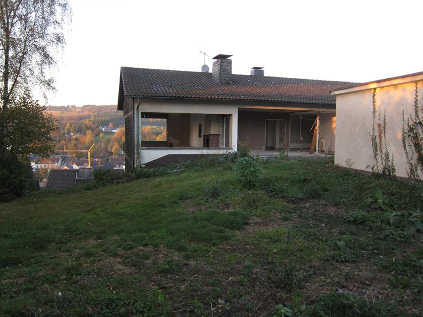 Einfamilienhaus 2, 2012