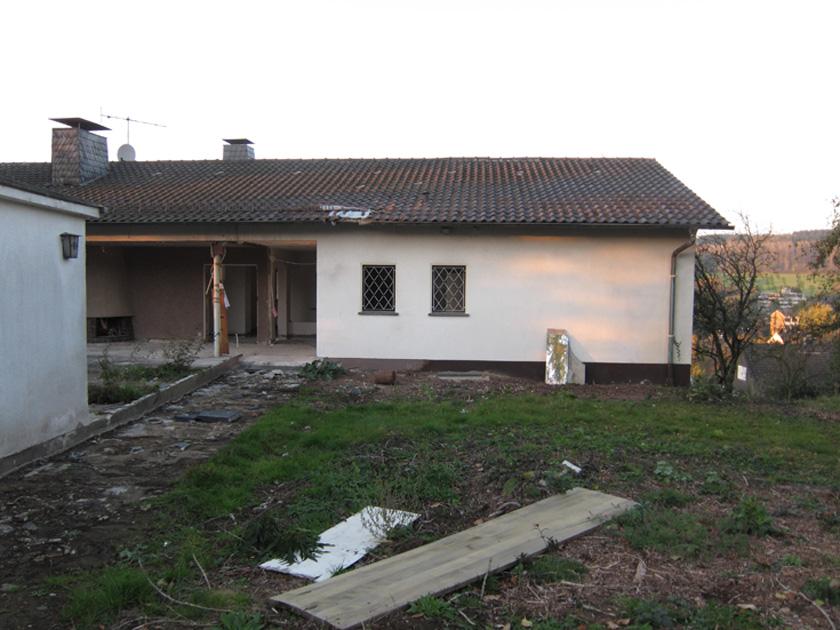 Einfamilienhaus, 2012